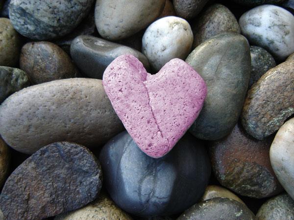 piedras del amor